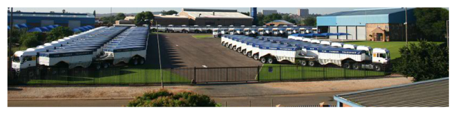 Van Tonder Trucks in Yard
